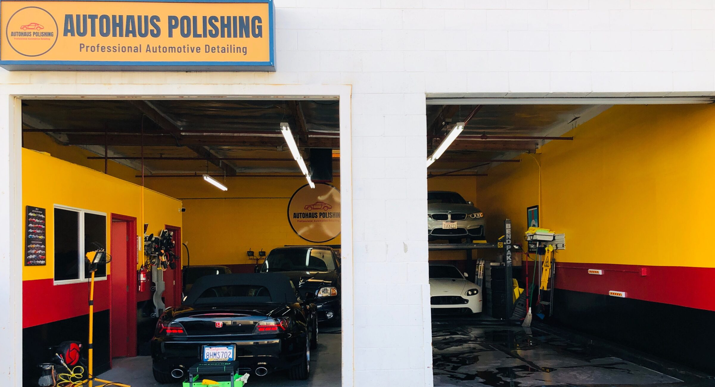 Car Detailing in Santa Clarita